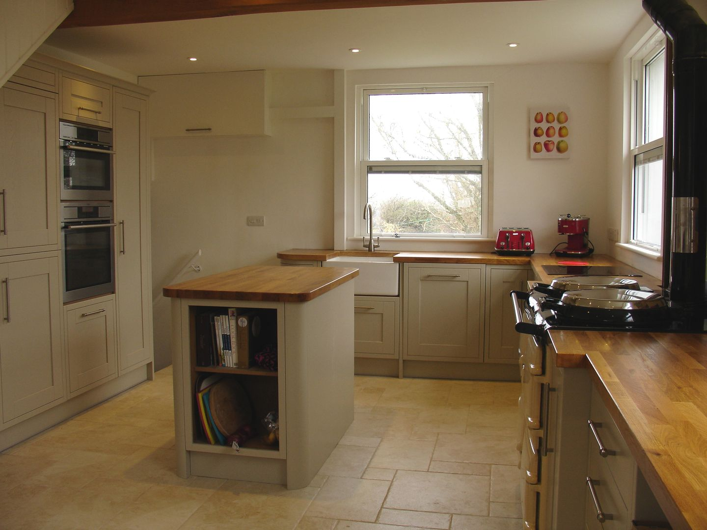Ley Park Welcombe Kitchen Overview