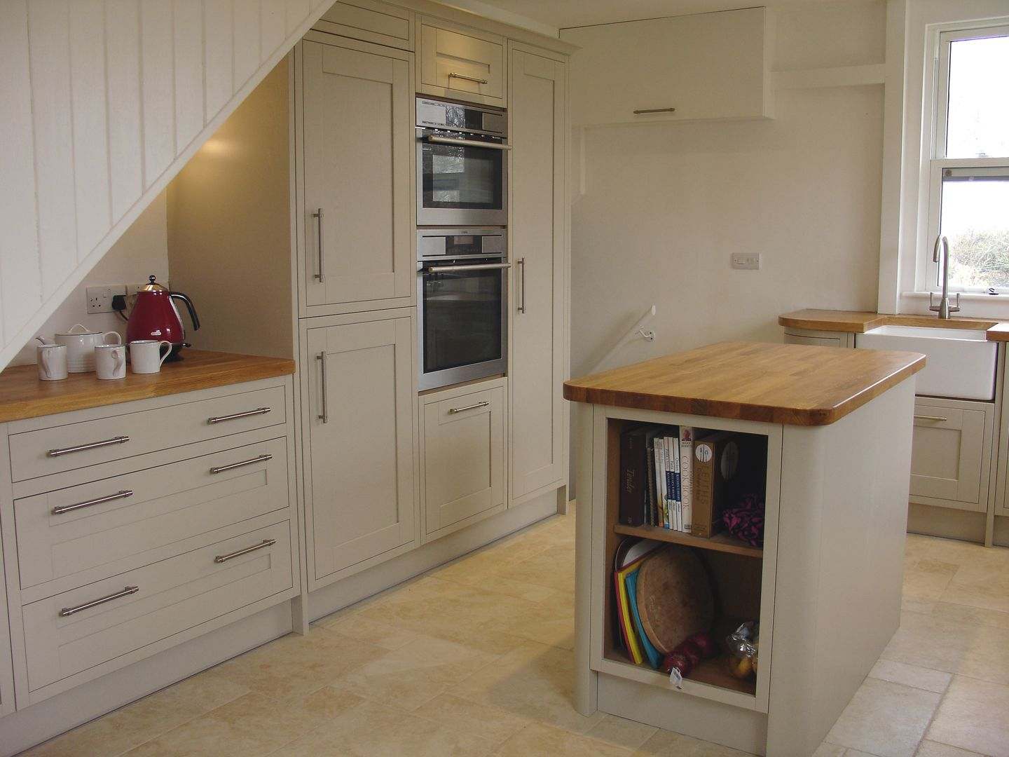 Ley Park Welcombe Kitchen With Island