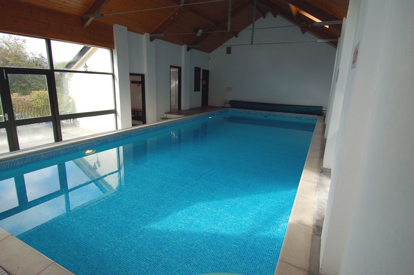 Lower Well Cottage Ugborough Swimming Pool