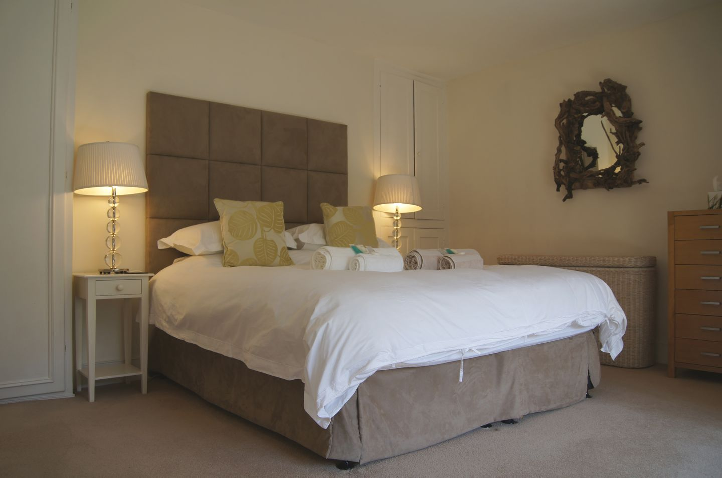 Maristow Barton Holiday Cottage Milton Combe Double Bedroom Three