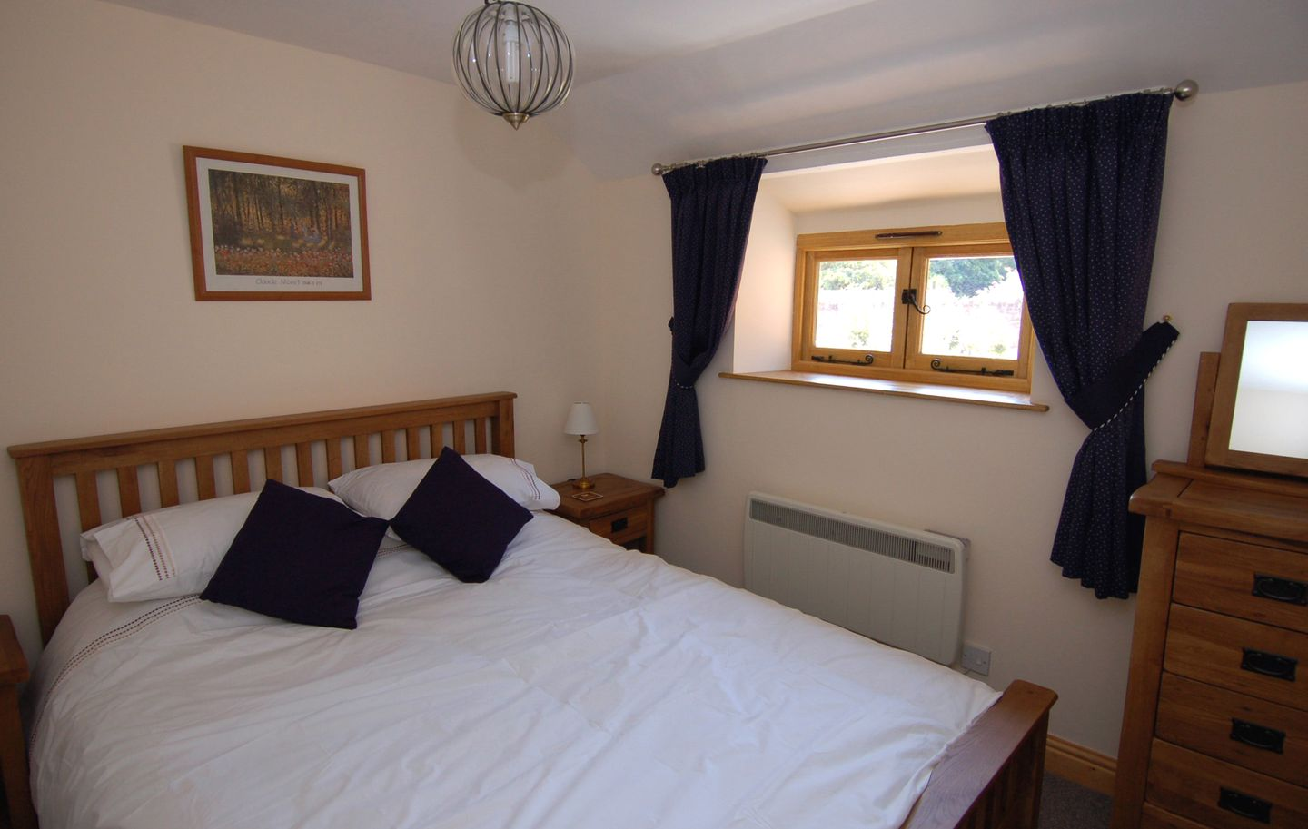 Marley Holiday Cottage Porlock Bedroom In Cottage