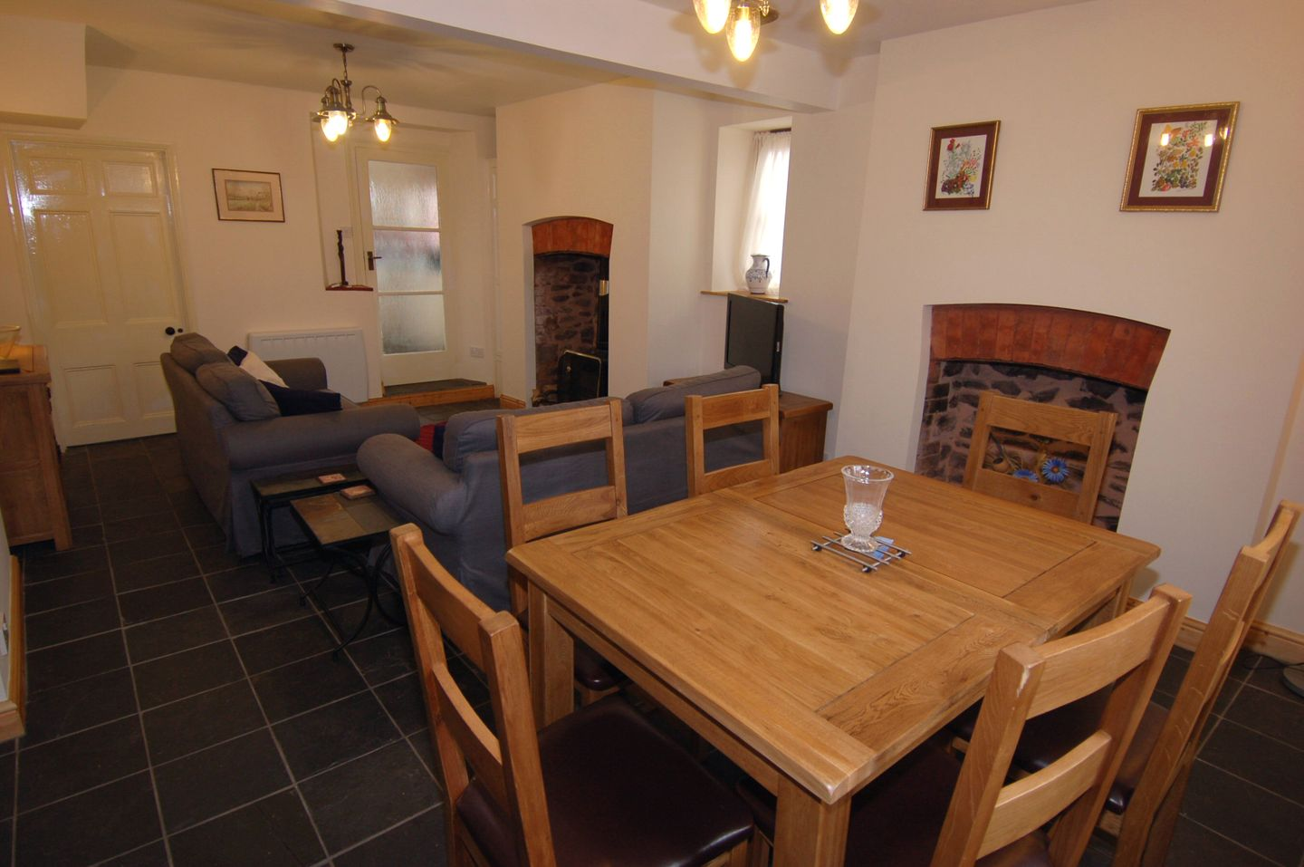 Marley Holiday Cottage Porlock Kitchen