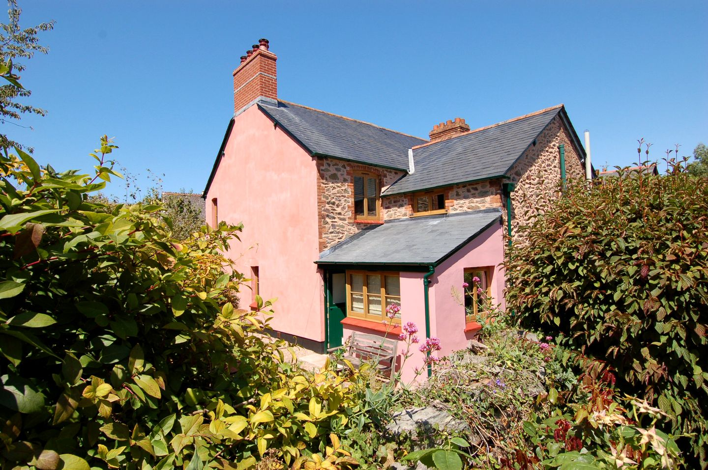 Holiday Cottage Reviews for Marley Cottage - Holiday Cottage in Porlock, Somerset