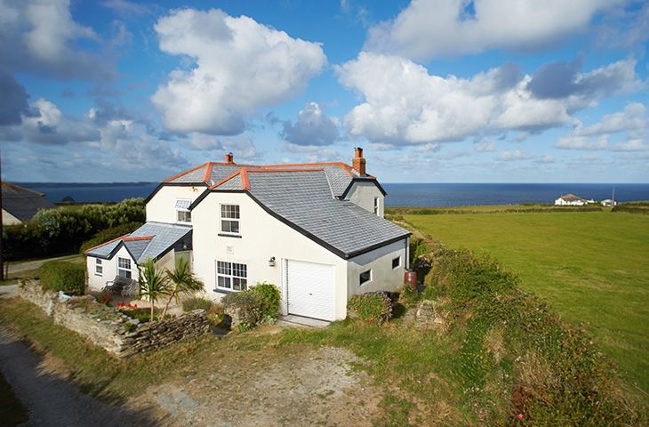 Holiday Cottage Reviews for Merlins Cottage - Self Catering in Tintagel, Cornwall Inc Scilly
