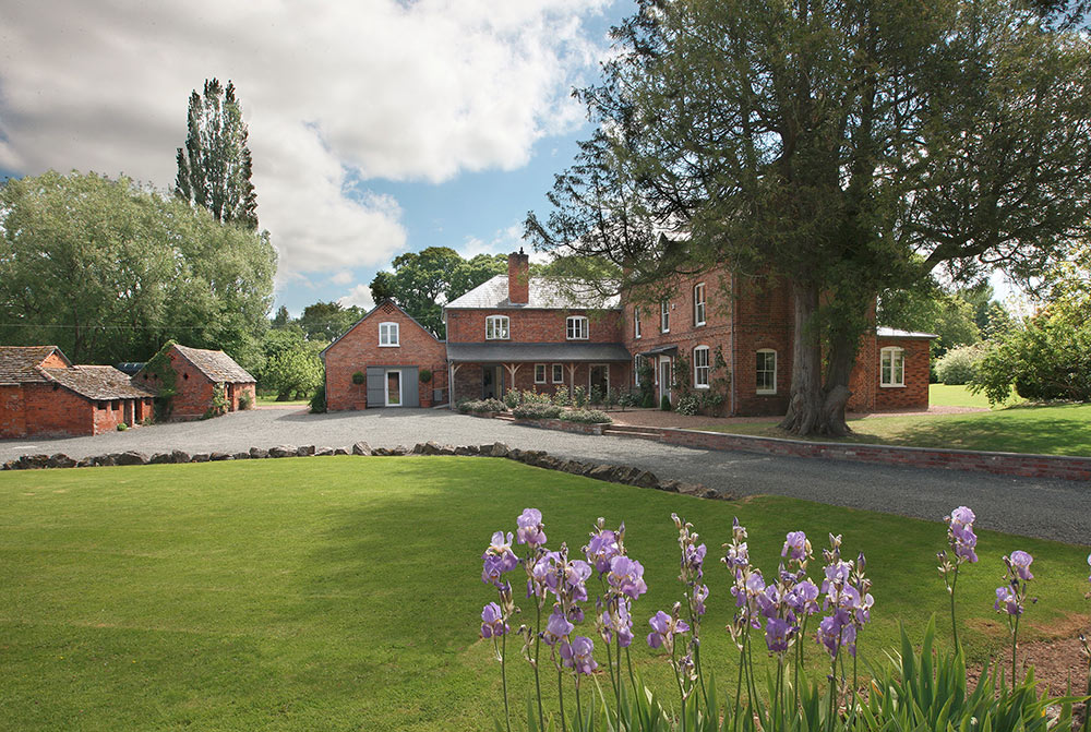 Holiday Cottage Reviews for Monnington House - Cottage Holiday in Hereford, Herefordshire