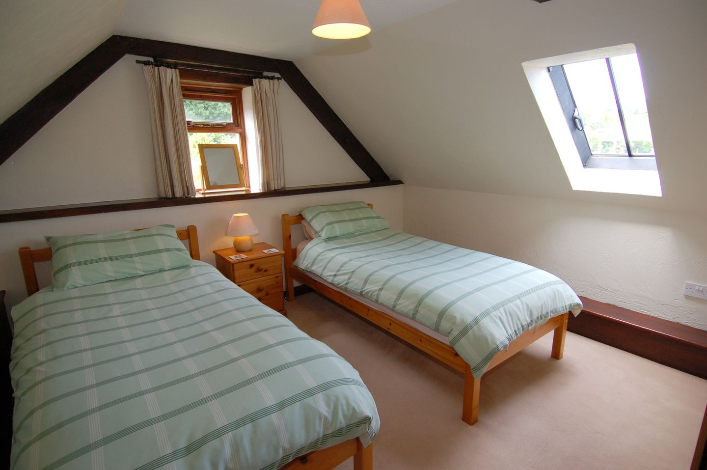 Mulberry Cottage Dunster Tinw Bedroom