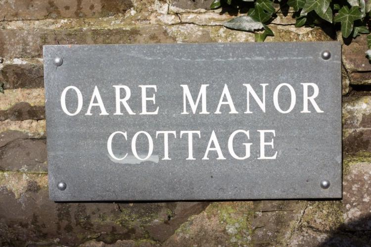 Oare Manor Cottage Lynton17