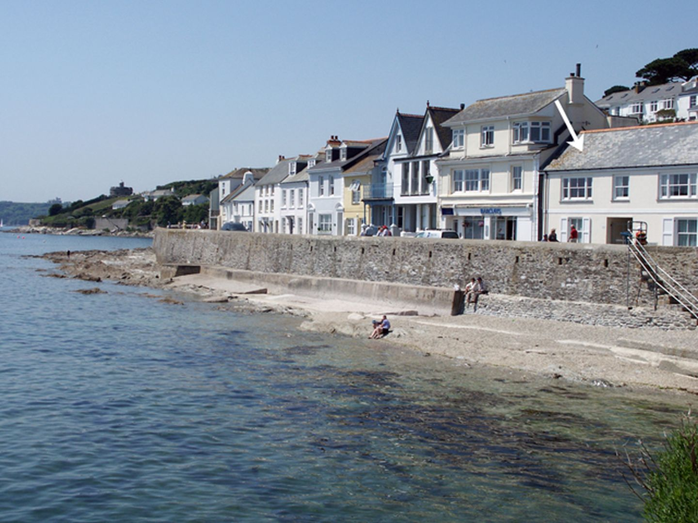 Holiday Cottage Reviews for Pier Cottage - Holiday Cottage in St Mawes, Cornwall inc Scilly