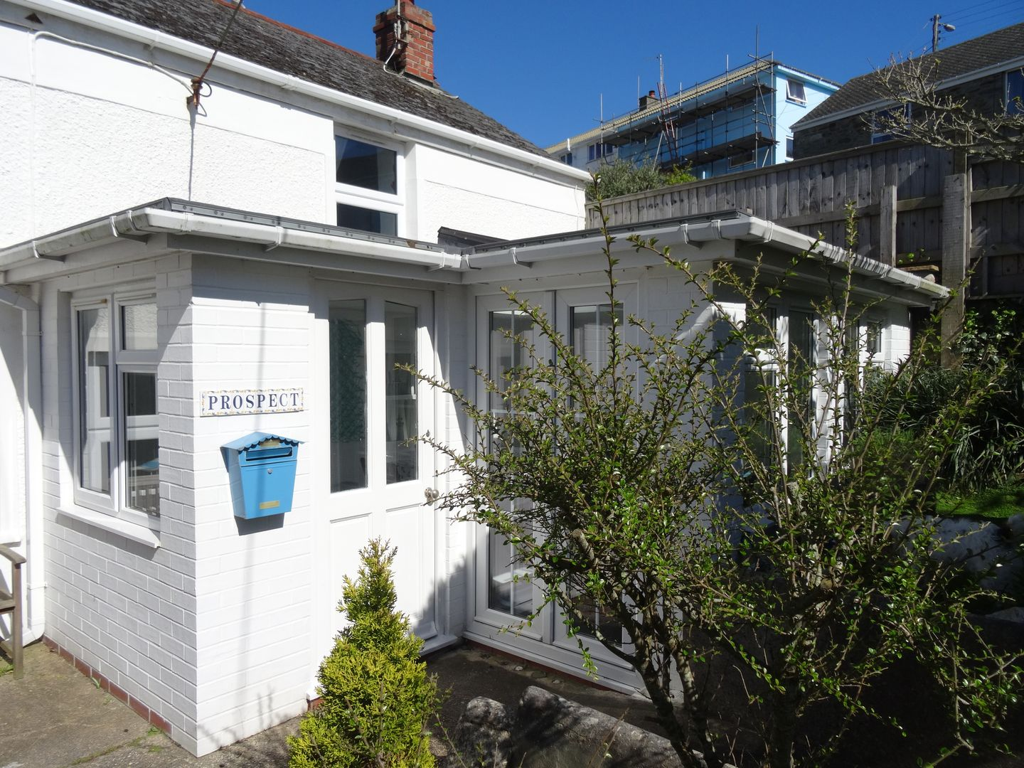 Holiday Cottage Reviews for Prospect Cottage - Cottage Holiday in Porthleven, Cornwall inc Scilly