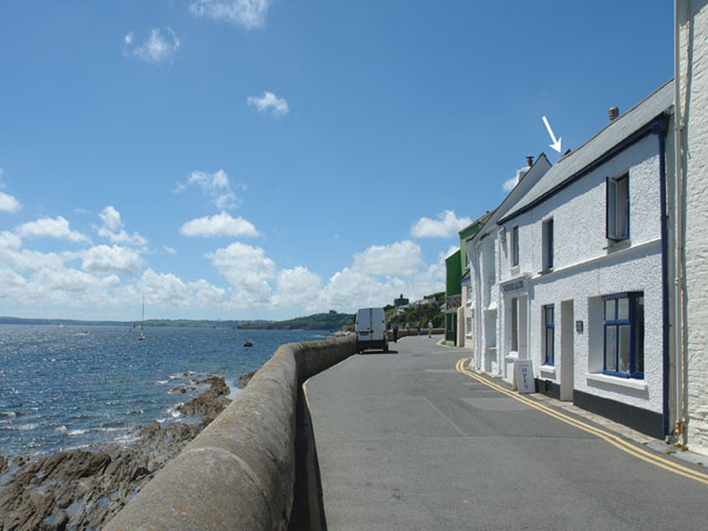 Holiday Cottage Reviews for Prydes Cottage - Self Catering Property in St Mawes, Cornwall inc Scilly