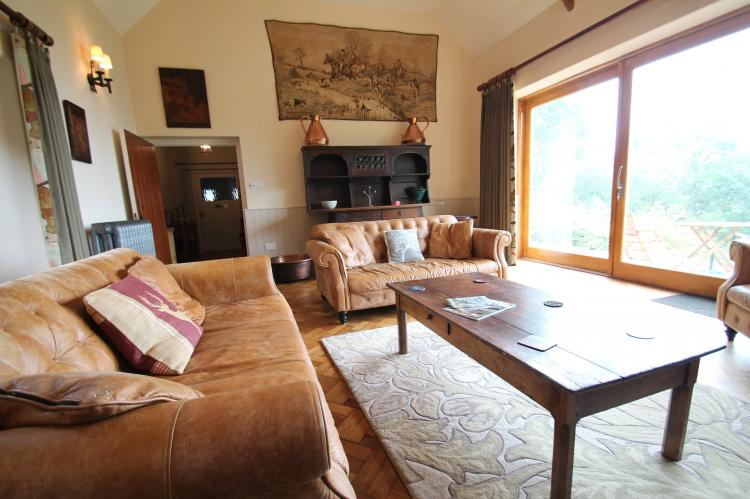 Raleigh Lodge Holiday Cottage Wheddon Cross18