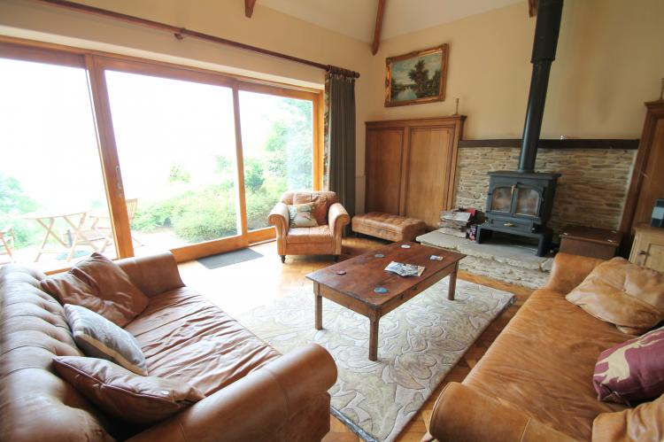 Raleigh Lodge Holiday Cottage Wheddon Cross19