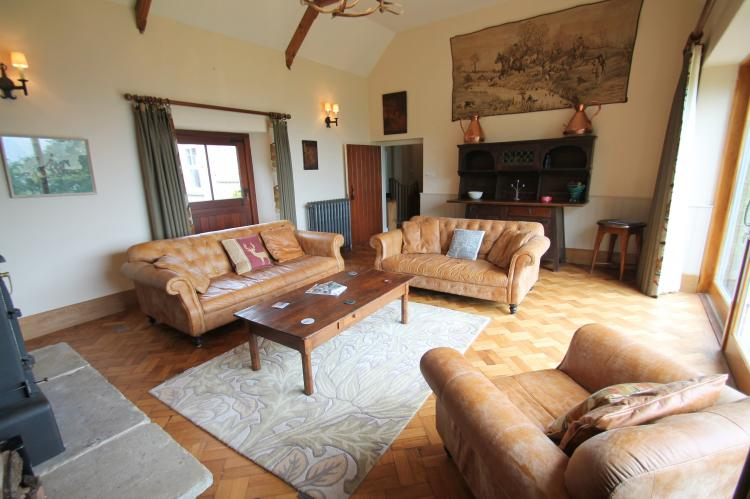 Raleigh Lodge Holiday Cottage Wheddon Cross20