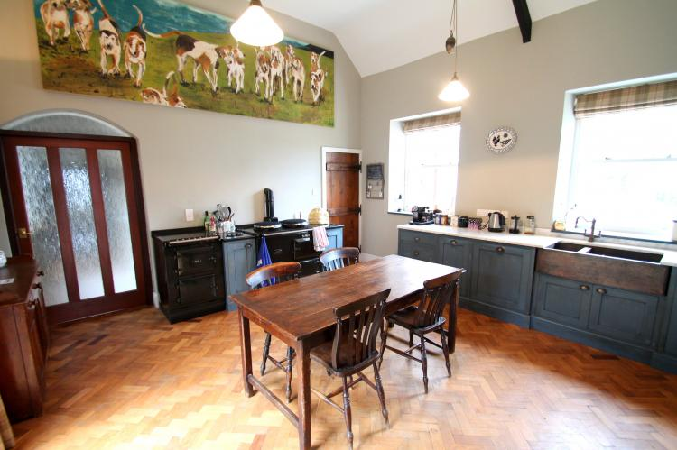Raleigh Lodge Holiday Cottage Wheddon Cross3