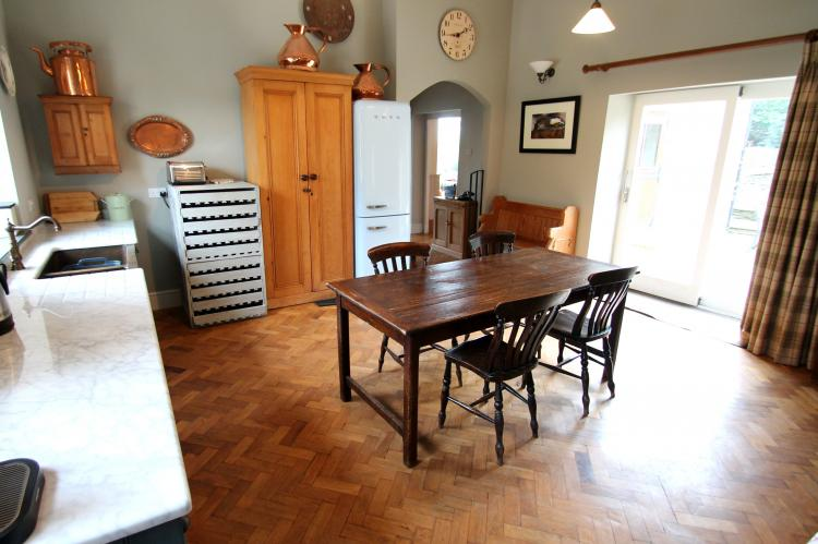 Raleigh Lodge Holiday Cottage Wheddon Cross4