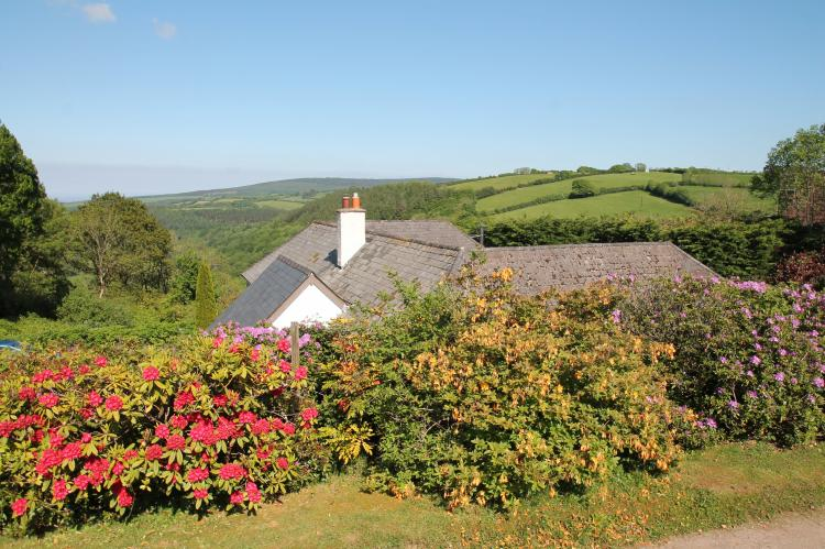 Raleigh Lodge Holiday Cottage Wheddon Cross9