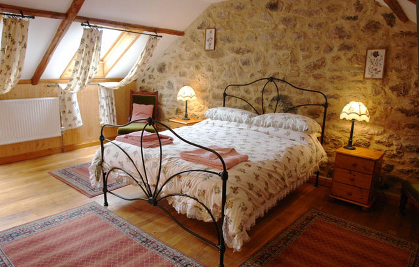 Rockmead Chagford Double Bdroom