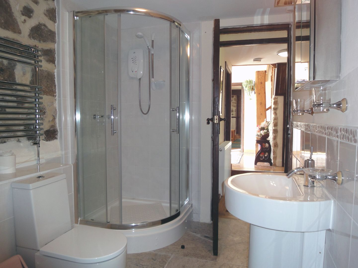 Rockmead Chagford Shower Room