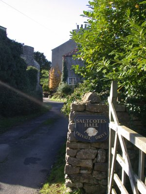 Holiday Cottage Reviews for Saltcotes Hall Farm annexe -  in Arnside, Cumbria