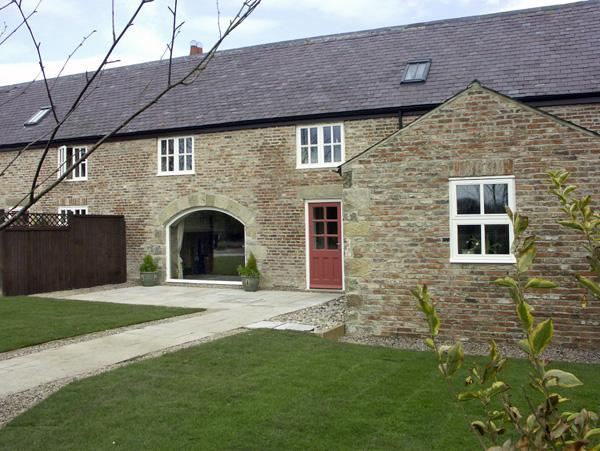 Holiday Cottage Reviews for The Red Barn - Holiday Cottage in Longframlington, Northumberland