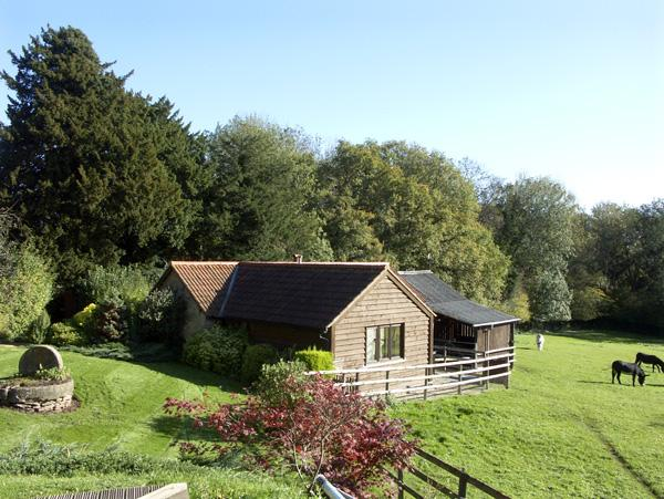 Holiday Cottage Reviews for Healer's Cottage - Holiday Cottage in Hoarwithy, Herefordshire