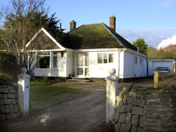 Holiday Cottage Reviews for No 5 Carlyon Road - Self Catering Property in Truro, Cornwall inc Scilly