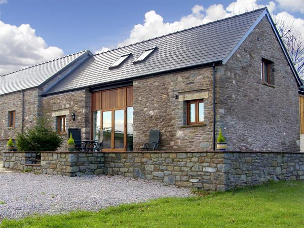 Holiday Cottage Reviews for Millbrook Barn - Holiday Cottage in Abergavenny, Monmouthshire