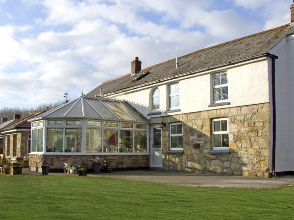 Holiday Cottage Reviews for Chapel Green - Holiday Cottage in St Austell, Cornwall inc Scilly
