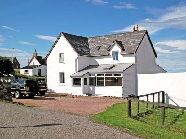 Holiday Cottage Reviews for Transvaal House - Cottage Holiday in Durness, Highlands