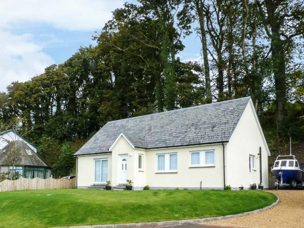 Holiday Cottage Reviews for Osprey View - Cottage Holiday in Creetown, Dumfries and Galloway