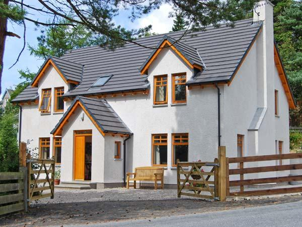 Holiday Cottage Reviews for Thistle Dhu - Holiday Cottage in Newtonmore, Highlands