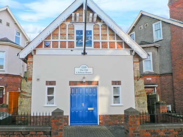 Holiday Cottage Reviews for The Old Lifeboat House - Cottage Holiday in Hornsea, east yorkshire