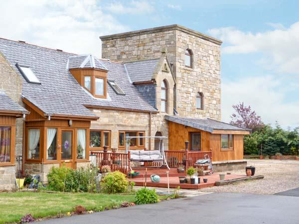 Holiday Cottage Reviews for The Steading Tower - Holiday Cottage in Elgin, Moray