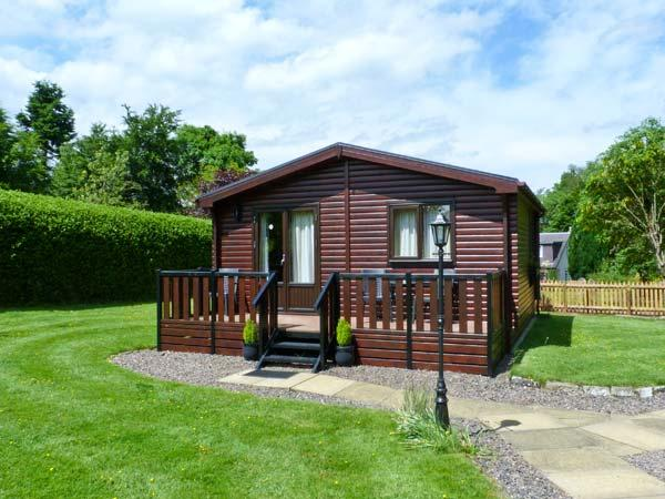 Holiday Cottage Reviews for The Spinney Lodge - Cottage Holiday in Jedburgh, Scottish Borders