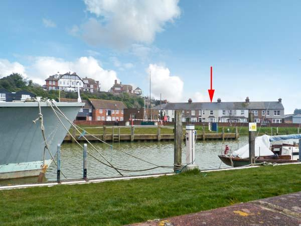 Holiday Cottage Reviews for Riverside Apartment - Holiday Cottage in Rye, East Sussex