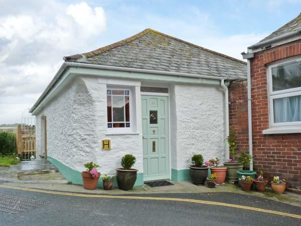 Holiday Cottage Reviews for Rose Cottage - Holiday Cottage in Mevagissey, Cornwall inc Scilly