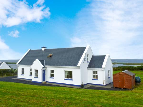Holiday Cottage Reviews for Cross Winds - Holiday Cottage in Louisburgh, Mayo