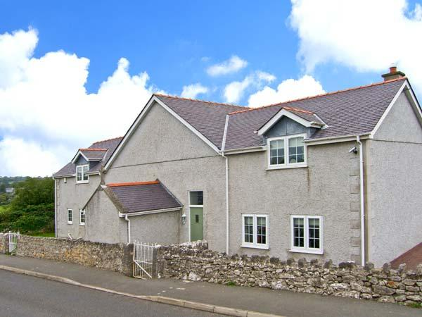 Holiday Cottage Reviews for Llanallgo Church Rooms - Holiday Cottage in Moelfre, Isle of Anglesey