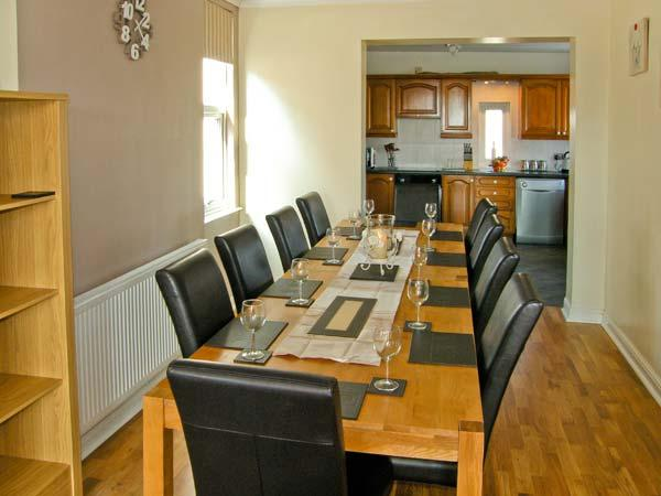Holiday Cottage Reviews for Puffin House - Holiday Cottage in Eyemouth, Scottish Borders