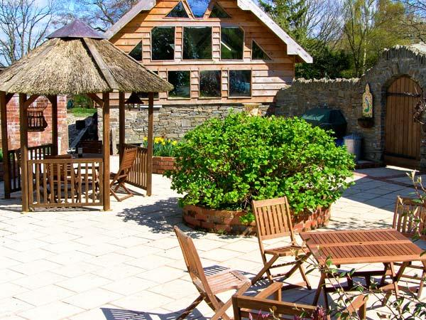 Holiday Cottage Reviews for White Hopton House - Holiday Cottage in Sarn, Powys