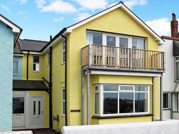 Holiday Cottage Reviews for Trysor Y Mor - Self Catering Property in Borth, Ceredigion