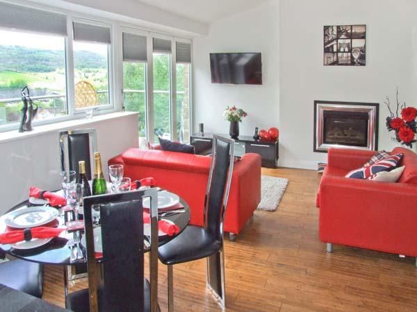 Holiday Cottage Reviews for Masson View Apartment - Self Catering Property in Matlock, Derbyshire