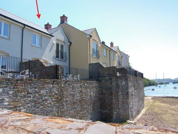 Holiday Cottage Reviews for Heron - Holiday Cottage in Milford Haven, Pembrokeshire
