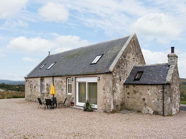 Holiday Cottage Reviews for The Auld Kirk - Holiday Cottage in Dunbeath, Highlands