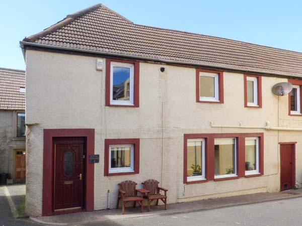 Holiday Cottage Reviews for Creel Cottage - Self Catering in Eyemouth, Scottish Borders