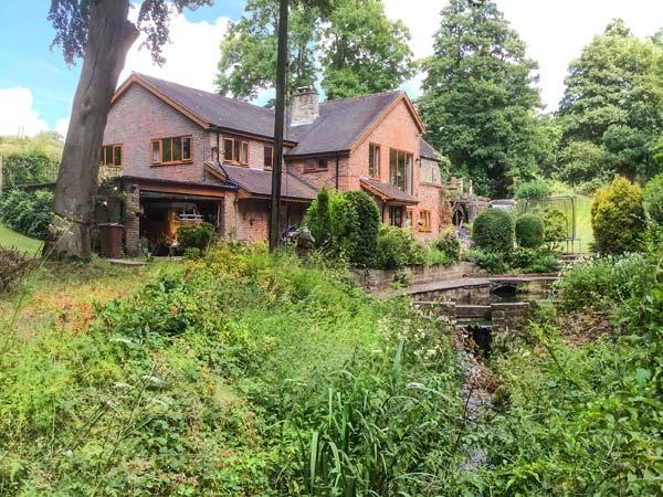 Holiday Cottage Reviews for Splashy Mill Annexe - Holiday Cottage in Stoke on Trent, Staffordshire