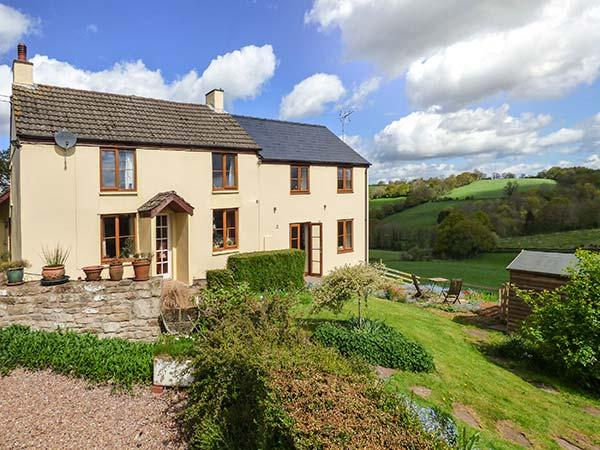 Holiday Cottage Reviews for Glebe Farm Cottage - Holiday Cottage in Usk, Monmouthshire