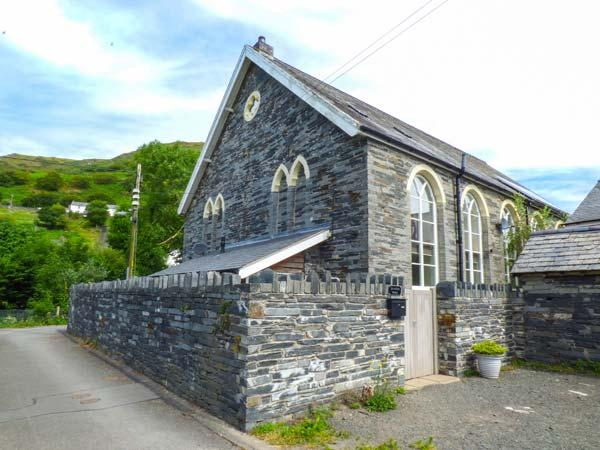 Holiday Cottage Reviews for Jerusalem Vestry - Self Catering Property in Abergynolwyn, Gwynedd