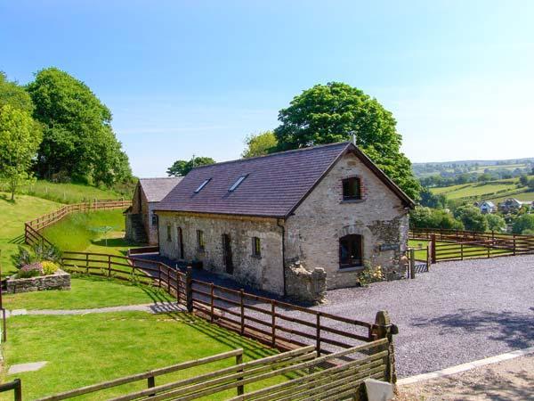 Boffins Barn at Pen Isa Cwm