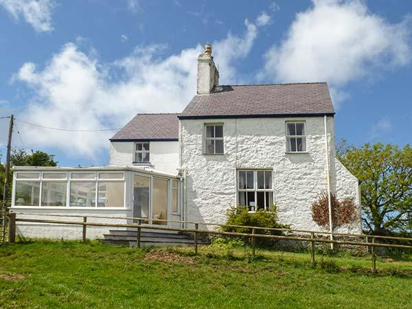 Holiday Cottage Reviews for Bod Feddau - Self Catering in Llanddona, Isle of Anglesey